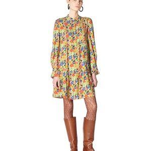 APC viscose dress size 34